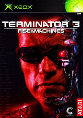 Terminator 3: Rise of the Machines for Xbox