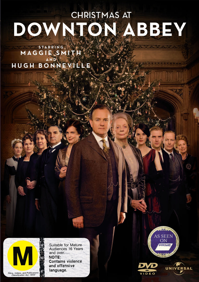 Christmas at Downton Abbey | DVD | On Sale Now | at Mighty Ape NZ