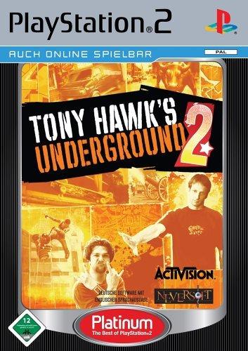 Tony Hawk's Underground 2 for PlayStation 2
