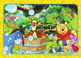 Winnie the Pooh 35 Piece Frame Tray Puzzle - Bubbly Buddies
