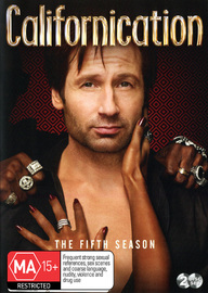 Californication - Season 5 on DVD