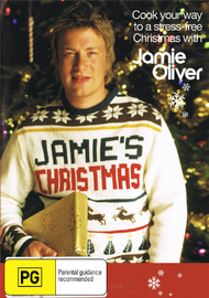 Jamie's Christmas on DVD
