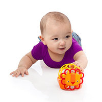Oball: Rollie Rattle - Lion image