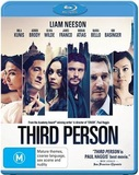 Third Person on Blu-ray