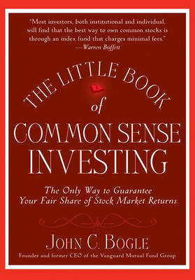 The Little Book of Common Sense Investing | John C. Bogle Book | Buy Now | at Mighty Ape NZ