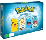 Pokemon: All Stars Set on DVD
