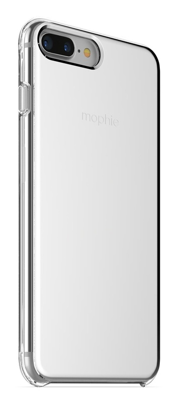 Mophie: Hold Force Gradient Base Case (iPhone 7 Plus) - Silver