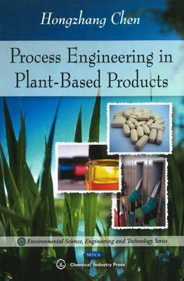 Process Engineering in Plant-Based Products by Hongzhang Chen image