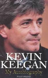 My Autobiography by Kevin Keegan image