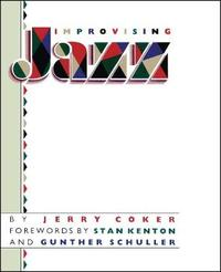 Improvising Jazz by Jerry Coker image