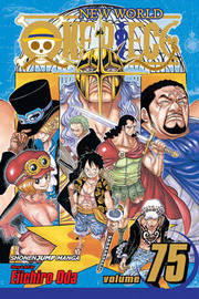One Piece, Vol. 75 by Eiichiro Oda