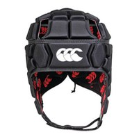 CCC Honeycomb Black Headgear (Size XL)