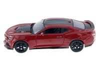 Maisto Special Edition: 1:24 Die-cast Vehicle - 2017 Camaro ZL1 Red