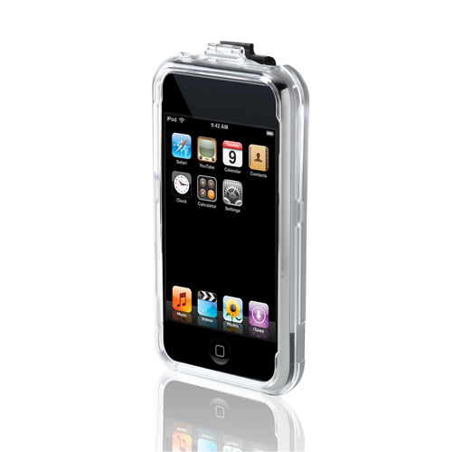 Belkin Clear Acrylic Case for iPod Touch image