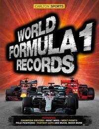 World Formula 1 Records by Bruce Jones image
