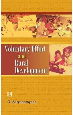 Voluntary Effort and Rural Development by G. Satyanarayana image