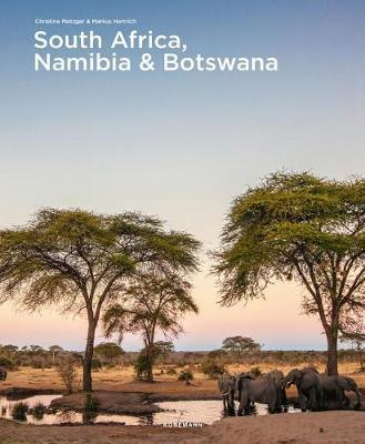 South Africa, Namibia & Botswana by Markus Hertrich