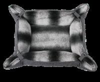 Pawise: Pet Deluxe Bed - Dark Grey