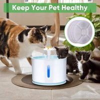Ape Basics: Pet Electric Water Dispenser Filter 4pk