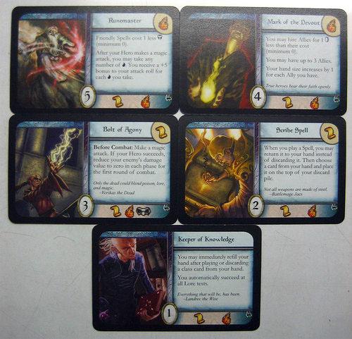Runebound Character Deck: Runemaster image