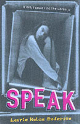 Speak by Laurie Halse Anderson image