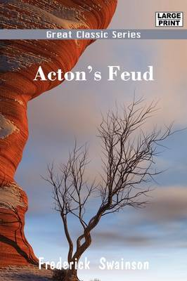 Acton's Feud by Frederick Swainson image