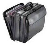 "Targus Business Traveller Case - Koskin Up to 17"" Fits up to 17"" Screens"