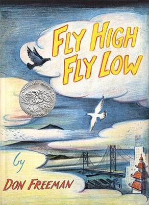 Fly High, Fly Low by Don Freeman image