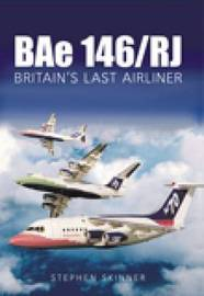 BAe 146 by Stephen Skinner