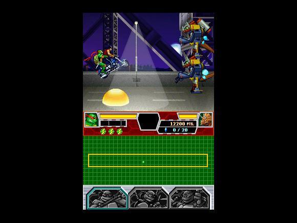 Teenage Mutant Ninja Turtles 3: Mutant Nightmare for Nintendo DS image