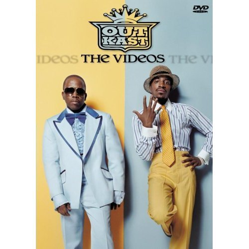 Outkast - The Videos on DVD