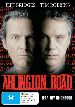 Arlington Road on DVD