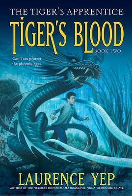 Tigers Blood PB 02 Tigers Appr by Laurence Yep