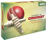 ESPN Legends Of Cricket Collector's Gift Set on DVD