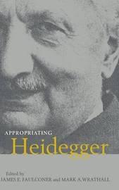 Appropriating Heidegger image