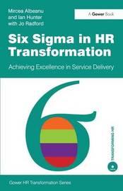 Six Sigma in HR Transformation by Mircea Albeanu image