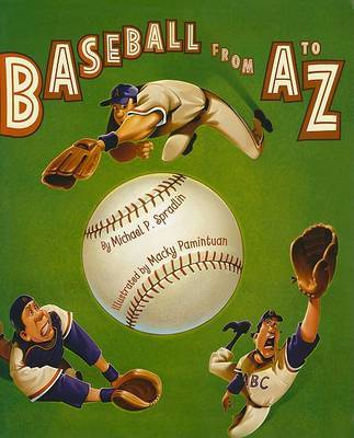 Baseball from A to Z by Michael P Spradlin image