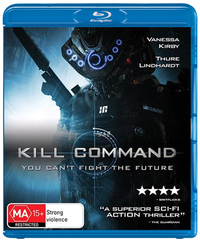 Kill Command on Blu-ray