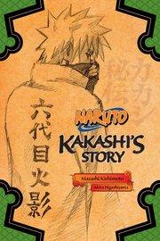 Naruto: Kakashi's Story by Akira Higashiyama