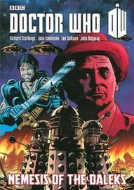 Doctor Who: Nemesis Of The Daleks by Dan Abnett