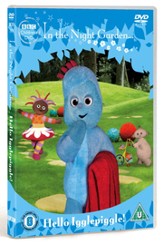 In The Night Garden Hello Igglepiggle on DVD image