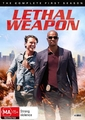 Lethal Weapon - Season 1 on DVD