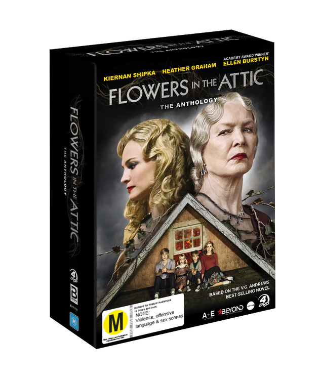 Flowers In The Attic: The Anthology Collection on DVD