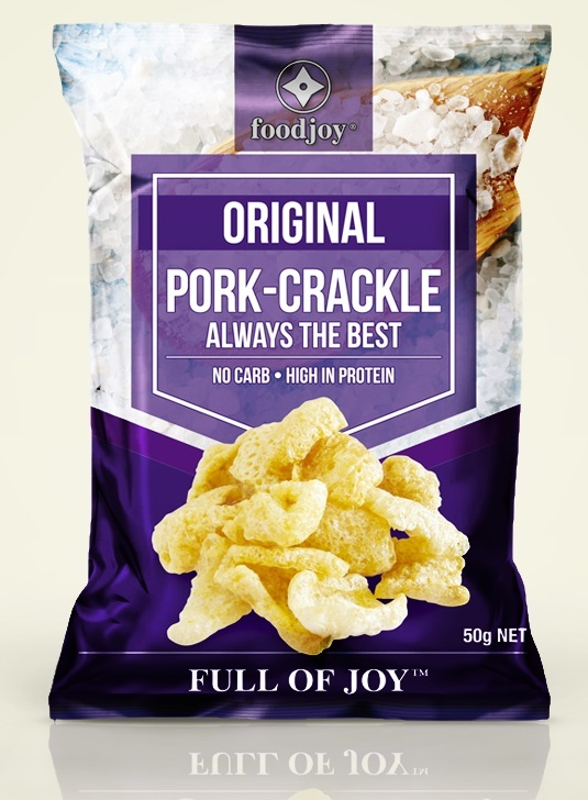 Foodjoy Pork Crackle Original 50g image