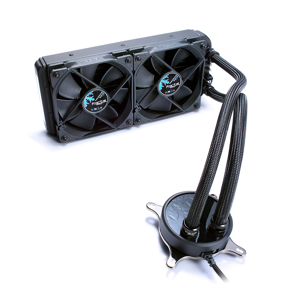 Fractal Design Celsius Watercooling S24 Blackout Edition image