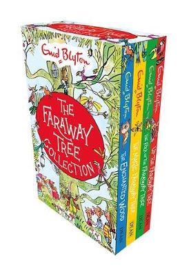 Magic Faraway Tree Set (4 book set) by Enid Blyton
