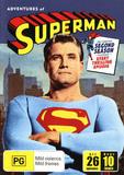Adventures Of Superman - Season 2 on DVD