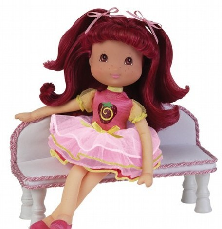 "Strawberry Shortcake - Berry Beautiful 12"" Strawberry Shortcake"