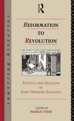 Reformation to Revolution by Margo Todd image