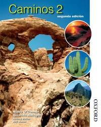 Caminos 2 Segunda Edicion Student's Book image